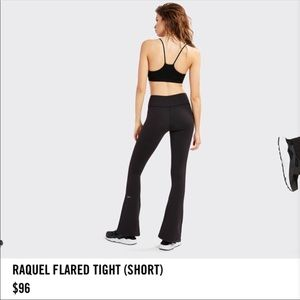 Splits59 Raquel Flared Tight - Short
